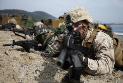 U.S.-South Korea military drill