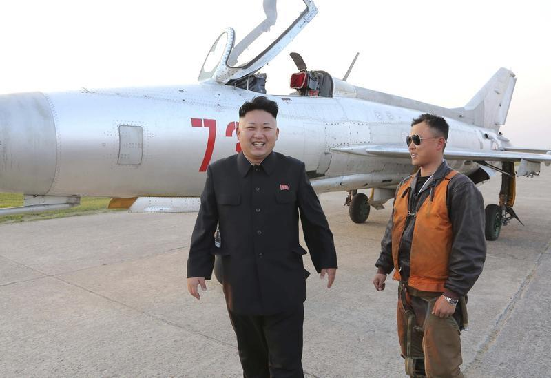 Kim Jong Un's top guns