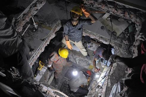 Flashback: Garment factory collapse