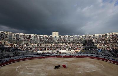 Easter Feria bullfights