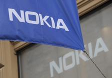 Nokia lance un fonds doté de 100 millions de dollars (72 millions d'euros) pour investir dans des sociétés travaillant sur les voitures connectées. /Photo d'archives/REUTERS/Sari Gustafsson/Lehtikuva