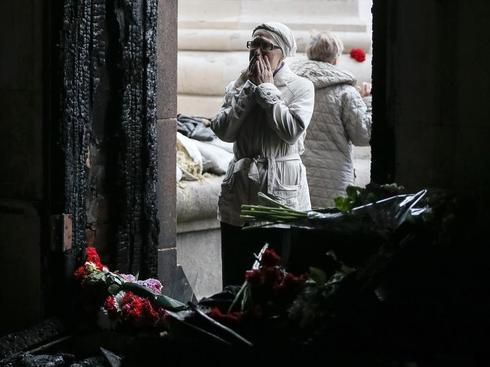 Odessa mourns its dead