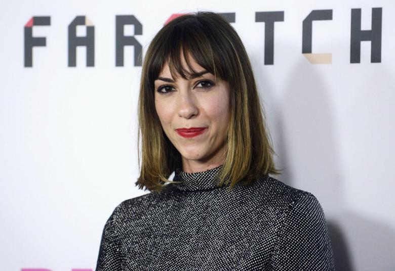 Director Gia Coppola attends the premiere of the film ''Palo Alto'' in Los Angeles in this file photo from May 5, 2014.  REUTERS/Phil McCarten