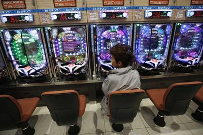 Taxing times for pachinko as Japan considers casino gamble