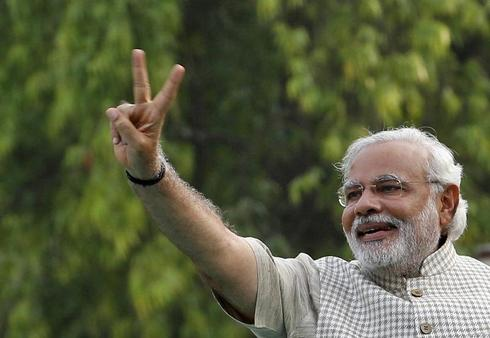 Modi wins India election