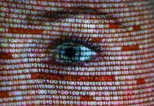 """La Chine accuse les Etats-Unis de cyber-espionnage """"sans scrupule"""" via des attaques informatiques de """"grande ampleur"""" à son encontre dans un rapport publié lundi, une semaine après l'inculpation de militaires chinois aux Etats-Unis pour cyber-espionnage. /Photo d'archives/REUTERS/Pawel Kopczynski"""
