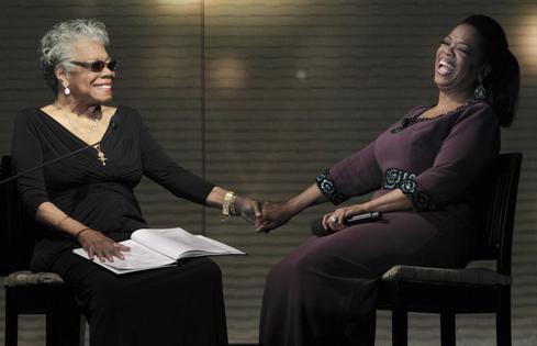 Maya Angelou: 1928 - 2014