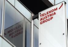 A Agência Federal de Competição da Áustria aprovou acordo entre a América Móvil e o governo austríaco para juntar suas fatias na Telekom Austria, segundo a Austria Press Agency (APA).  08/05/2013 REUTERS/Heinz-Peter Bader