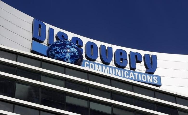 The Discovery Communications headquarters building is seen in Silver Spring, Maryland December 3, 2009. REUTERS/Jim Bourg