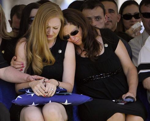 Funeral for Las Vegas officer