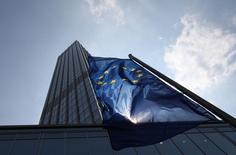 L'Allemagne ne voit aucune raison de remettre en cause le principe du vote tournant au sein de la Banque centrale européenne (BCE) qui prendra effet à l'occasion de l'entrée de la Lituanie dans la zone euro l'an prochain, et ce en dépit d'un risque de perte d'influence de la Bundesbank, fait savoir le ministère allemand des Finances lundi. /Photo d'archives/REUTERS/Ralph Orlowski