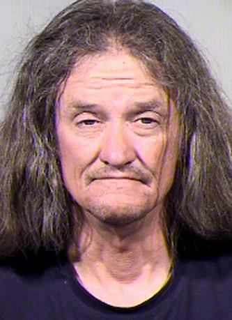 Gary Michael Moran, 54, is seen in an undated picture from the Maricopa County Sheriff's Office in Phoenix, Arizona.   REUTERS/Maricopa County Sheriff's Office/Handout via Reuters