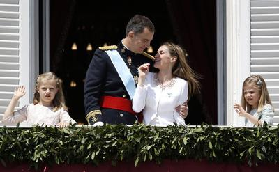 Spain's new king