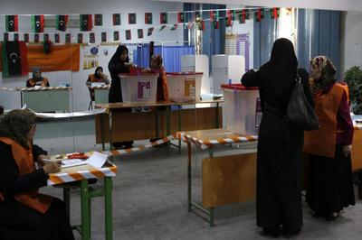 Libyans slow to vote for new parliament in test for...