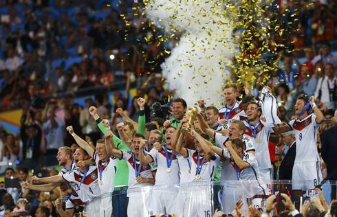 Germany 1 - Argentina 0