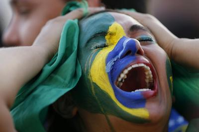 Ten memorable moments at the World Cup