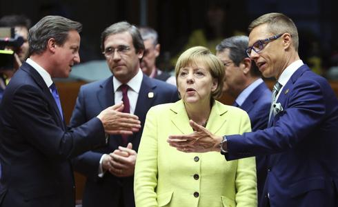 EU leaders fail to agree on top jobs, to decide end August