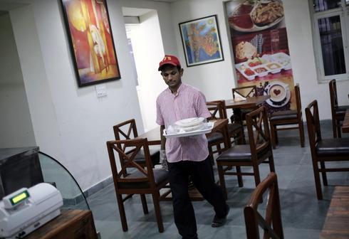 Tihar Food Court
