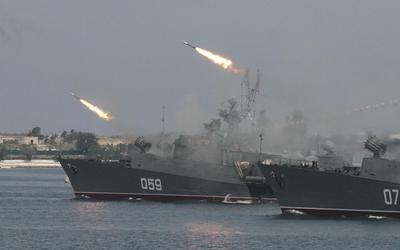 Russia's Navy Day