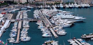 Rodriguez Group, l'un des leaders mondiaux de la construction de yachts, dont le siège est à Cannes (Alpes-Maritimes), a été partiellement liquidé et certaines de ses filiales revendues. /Photo d'archives/REUTERS/Patrice Masante