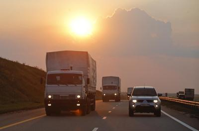 Ukraine accuses Russia of cynicism over convoy; death...