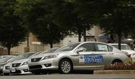 A produção industrial dos Estados Unidos avançou em julho, à medida que a produção de automóveis e autopeças saltou 10,1 por cento, segundo dados divulgados pelo Federal Reserve nesta sexta-feira. 12/06/2014 REUTERS/Gary Cameron