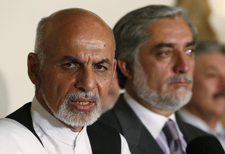 Afghanistan running out of cash as poll deadlock drags...