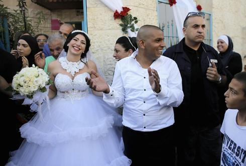 A Jewish-Muslim wedding