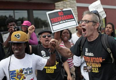 Missouri governor lifts Ferguson curfew as National...