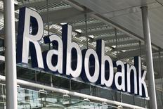 Un ancien trader de Rabobank a plaidé coupable lundi aux Etats-Unis de participation à un mécanisme de manipulation des taux de référence Libor yen. /Photo d'archives/REUTERS/Michael Kooren