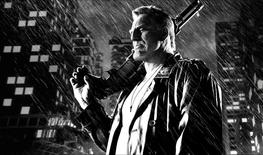 "Mickey Rourke as Marv in ""Sin City: A Dame to Kill For."" REUTERS/THE WEINSTEIN COMPANY"