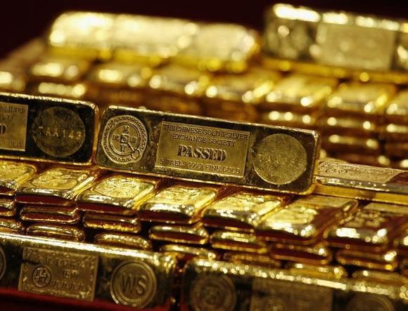 china trade gold