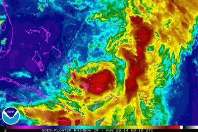Hurricane Cristobal moving away from U.S., but rip...