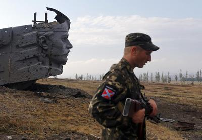 Ukraine president accuses Russian soldiers of backing...
