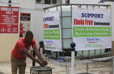 Nigeria records another Ebola case in oil city, 17...