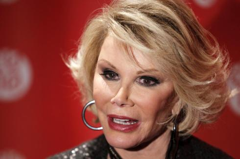 Joan Rivers: 1933 - 2014