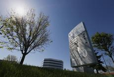 The head offices of Valeant Pharmaceuticals International Inc. are seen in Laval, Quebec May 20, 2014. REUTERS/Christinne Muschi