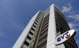 La casa matriz de la empresa brasileña de banda ancha GVT en Curitiba, Brasil, ago 28 2014. El grupo de medios francés Vivendi finalizó un acuerdo en efectivo y acciones para vender a la empresa brasileña de banda ancha GVT al conglomerado español Telefónica, en una operación valorizada en cerca de 7.200 millones de euros (9.290 millones de dólares), anunciaron las compañías el viernes. REUTERS/Rodolfo Buhrer