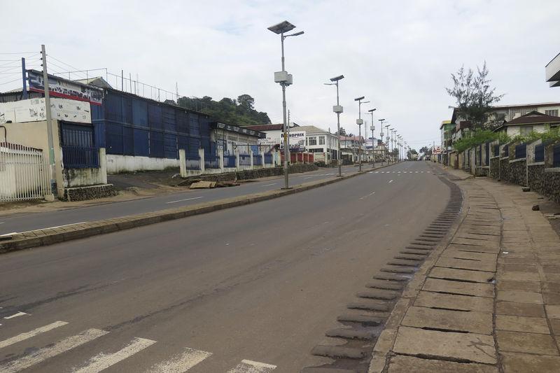 سيراليون تسجل 130 حالة اصابة جديدة بايبولا خلال فترة الاغلاق