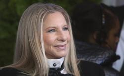 Barbra Streisand durante evento em Nova York em 11 de novembro de 2013.    REUTERS/Carlo Allegri