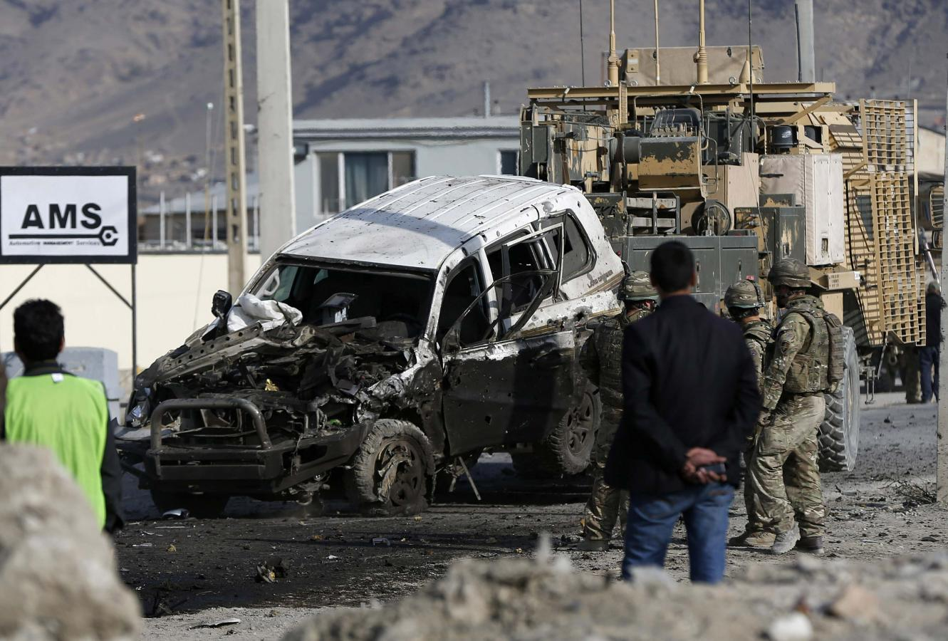 Taliban ambush in Afghan north, bombs in capital and elsewhere kill 25