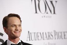 O ator Neil Patrick Harris chega para a cerimônia do Tony Awards, em Nova York, nos Estados Unidos, em junho. 08/06/2014 REUTERS/Andrew Kelly
