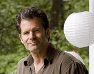 Author Andres Dubus III is pictured in Newbury, Massachusetts July 16, 2014.   REUTERS/Randall Mikkelsen