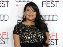 "Cast member Misty Upham attends a screening of the film ""August: Osage County"" during AFI Fest 2013 in Los Angeles in this file photo taken November 8, 2013. REUTERS/Phil McCarten/Files"
