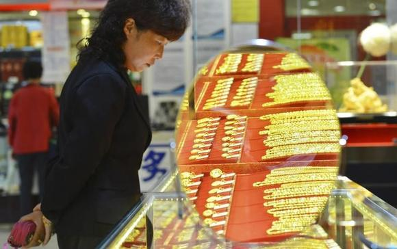 Top bullion consumer China works on first gold forwards, options
