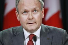 Bank of Canada Governor Stephen Poloz takes part in a news conference in Ottawa July 16, 2014.  REUTERS/Blair Gable