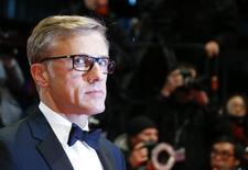 Ator Christoph Waltz chega ao festival de cinema de Berlim, na Alemanha, em fevereiro. 15/02/2014 REUTERS/Thomas Peter