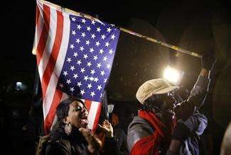 Ferguson awaits grand jury decision