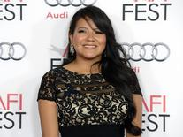 "Cast member Misty Upham attends a screening of the film ""August: Osage County"" during AFI Fest 2013 in Los Angeles November 8, 2013. REUTERS/Phil McCarten"