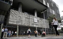 Sede da Petrobras, no Rio de Janeiro. REUTERS/Sergio Moraes  (BRAZIL - Tags: ENERGY BUSINESS)